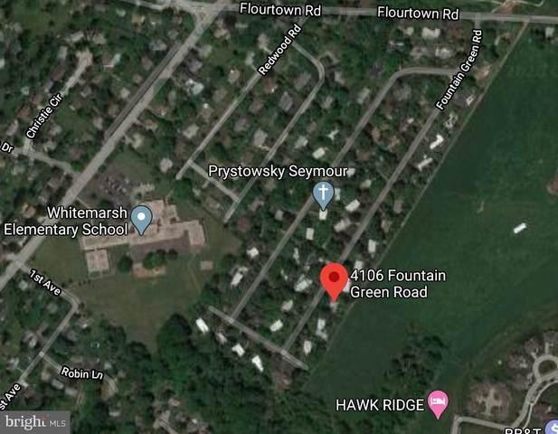 4106 Fountain Green Road, LAFAYETTE HILL, PA 19444 (#PAMC639070) :: Keller Williams Realty - Matt Fetick Team