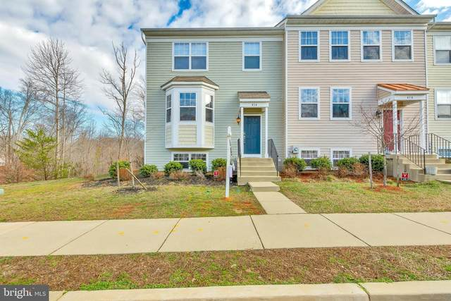 414 English Oak Lane, PRINCE FREDERICK, MD 20678 (#MDCA174684) :: Advon Group