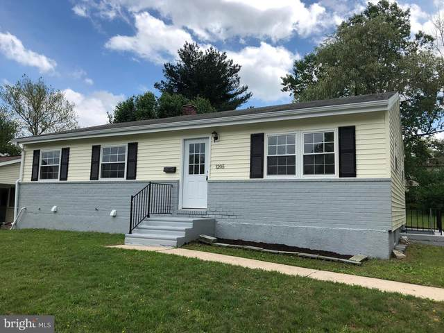 1205 Redcliffe Road, BALTIMORE, MD 21228 (#MDBC485482) :: The Licata Group/Keller Williams Realty