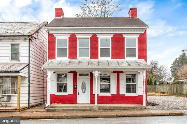 86 N Main Street, DOVER, PA 17315 (#PAYK133374) :: The Joy Daniels Real Estate Group
