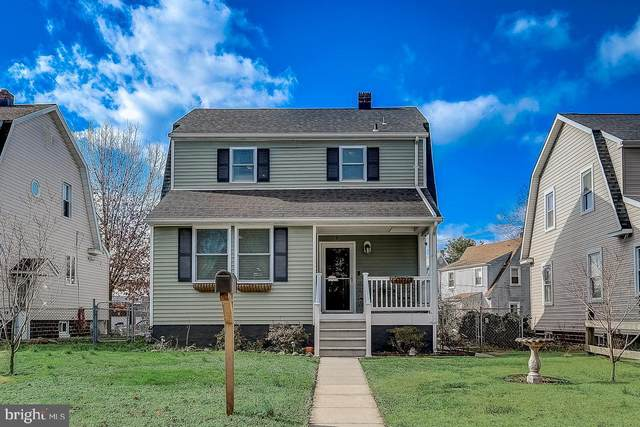 8 Northship Road, BALTIMORE, MD 21222 (#MDBC485494) :: The Miller Team