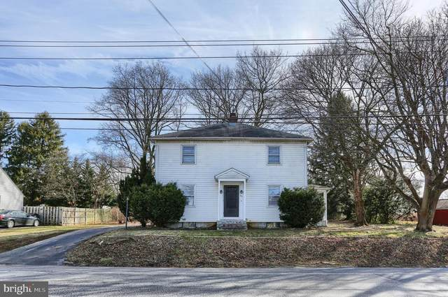 821 W Trindle Road, MECHANICSBURG, PA 17055 (#PACB121492) :: Keller Williams of Central PA East