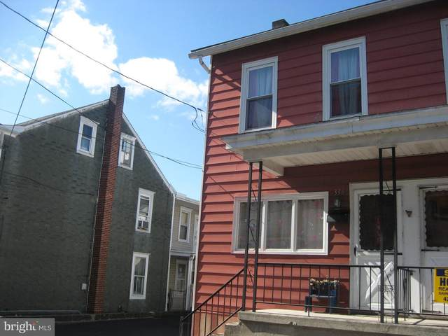336 Cherry Street, MINERSVILLE, PA 17954 (#PASK129760) :: The Joy Daniels Real Estate Group