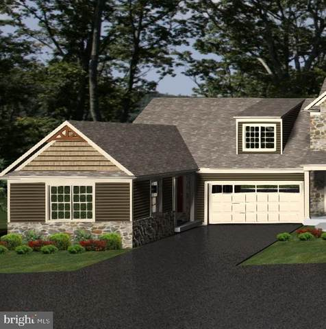 346 Wendover Lot 36, LANCASTER, PA 17603 (#PALA158916) :: The Joy Daniels Real Estate Group