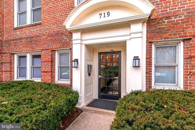 719 S Saint Asaph Street #108, ALEXANDRIA, VA 22314 (#VAAX243592) :: The Putnam Group