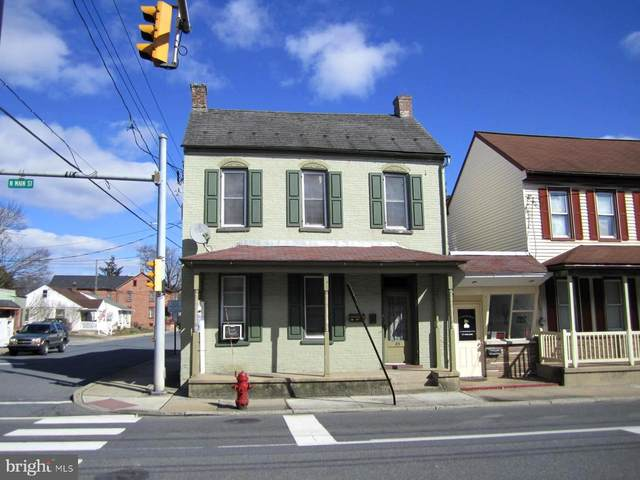 85 N Main Street, MANHEIM, PA 17545 (#PALA158918) :: Liz Hamberger Real Estate Team of KW Keystone Realty