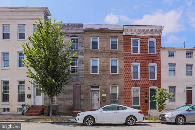 1207 W Lombard Street, BALTIMORE, MD 21223 (#MDBA500476) :: Bic DeCaro & Associates