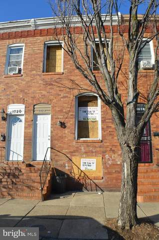 1718 Cole Street, BALTIMORE, MD 21223 (#MDBA500486) :: RE/MAX Plus