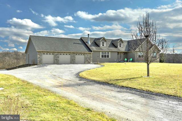 665 White Church Road, YORK SPRINGS, PA 17372 (#PAAD110494) :: Iron Valley Real Estate