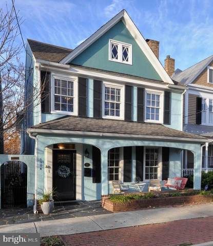 1104 Prince Edward Street, FREDERICKSBURG, VA 22401 (#VAFB116570) :: AJ Team Realty