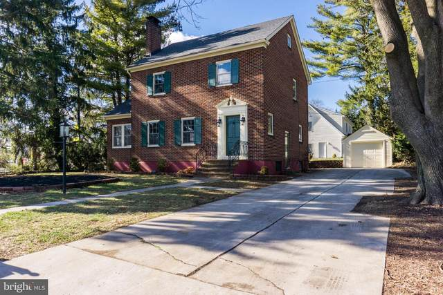 12806 Fountain Head Road, HAGERSTOWN, MD 21742 (#MDWA170692) :: AJ Team Realty