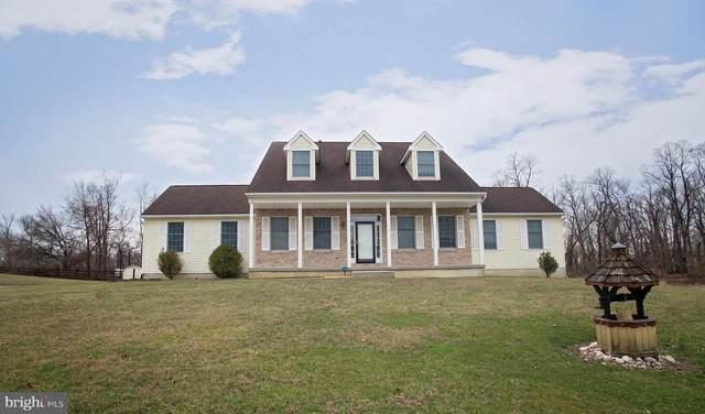 111 Racehorse Lane, COLUMBUS, NJ 08022 (MLS #NJBL366922) :: The Dekanski Home Selling Team