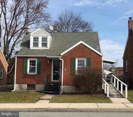 71 N Harrison Street, YORK, PA 17403 (#PAYK133388) :: Liz Hamberger Real Estate Team of KW Keystone Realty