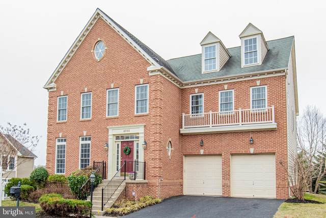 4000 Belvedere Lane, FREDERICK, MD 21704 (#MDFR259948) :: The Licata Group/Keller Williams Realty