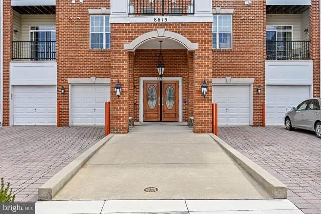 8615 Wandering Fox Trail #205, ODENTON, MD 21113 (#MDAA425598) :: John Smith Real Estate Group
