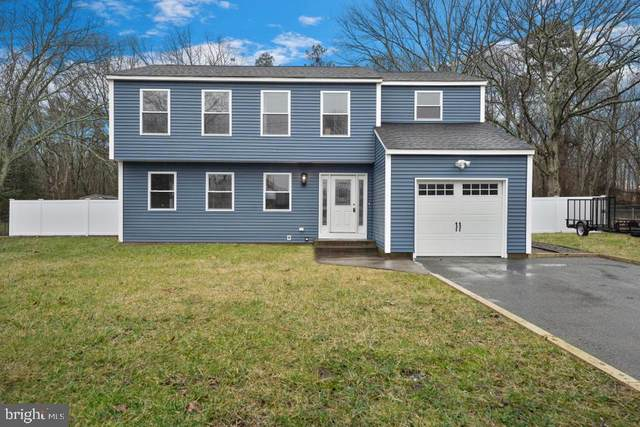 56 Harley Boulevard, BAYVILLE, NJ 08721 (#NJOC395512) :: Talbot Greenya Group