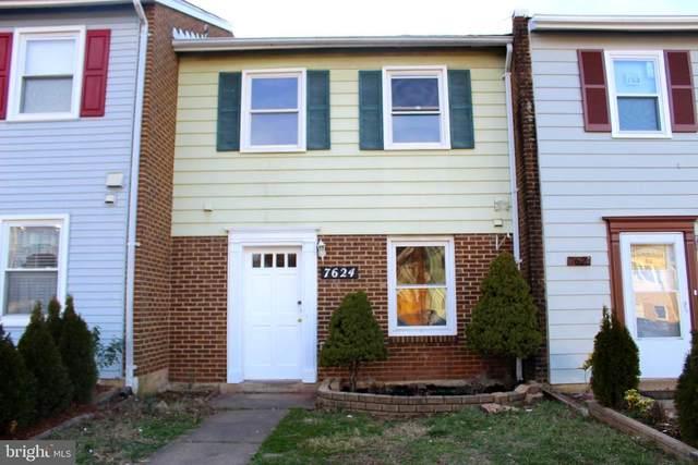 7624 Shelley Lane, MANASSAS, VA 20111 (#VAPW487752) :: Arlington Realty, Inc.