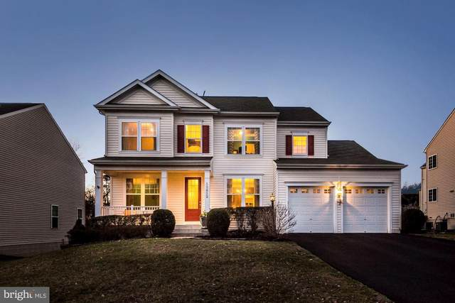 13012 Brierly Forest Court, MANASSAS, VA 20112 (#VAPW487756) :: The Gold Standard Group