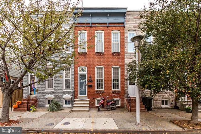 1303 Haubert Street, BALTIMORE, MD 21230 (#MDBA500508) :: Advon Group