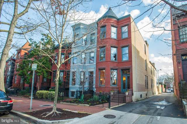 226 8TH Street SE, WASHINGTON, DC 20003 (#DCDC458770) :: Advon Group