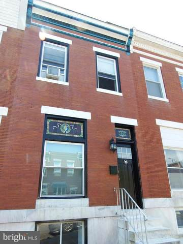 3805 Hudson Street, BALTIMORE, MD 21224 (#MDBA500520) :: SURE Sales Group
