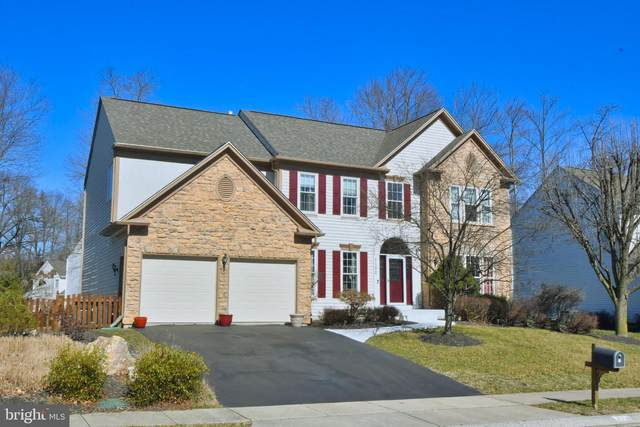 1102 Fountaingrove Court, BEL AIR, MD 21014 (#MDHR243516) :: The Dailey Group