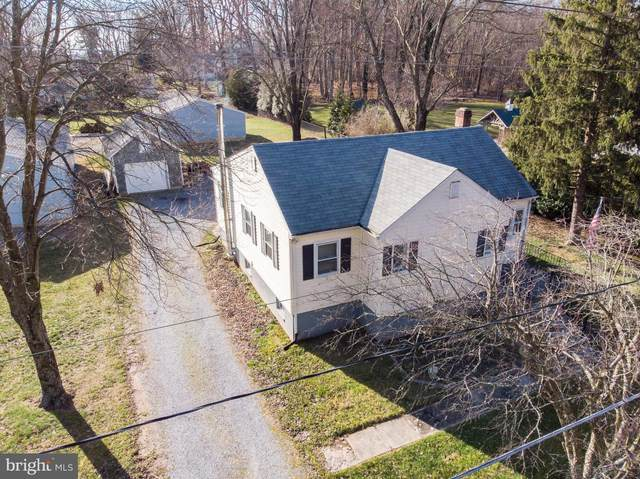 6615 Mountaindale Road, THURMONT, MD 21788 (#MDFR259972) :: Coleman & Associates