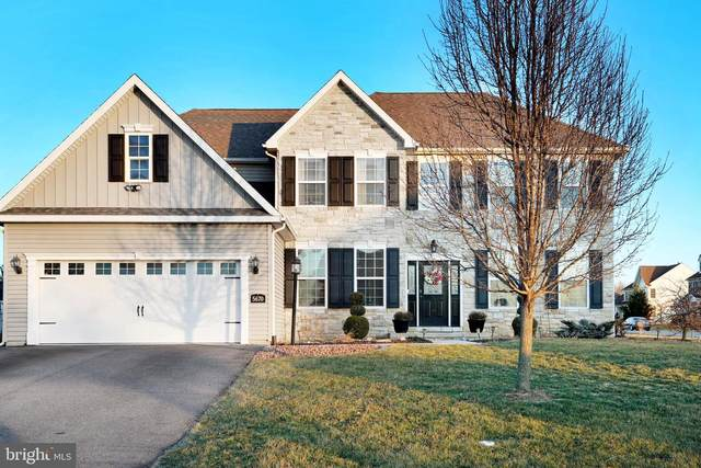 5670 Tranquil Way, GREENCASTLE, PA 17225 (#PAFL171282) :: The Joy Daniels Real Estate Group