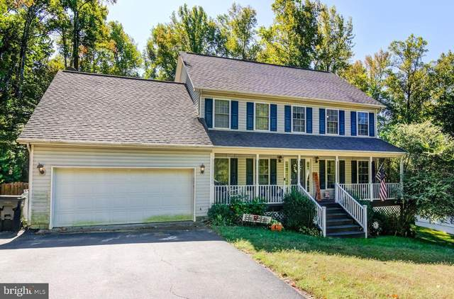 6286 Dawes Drive, KING GEORGE, VA 22485 (#VAKG119044) :: Great Falls Great Homes