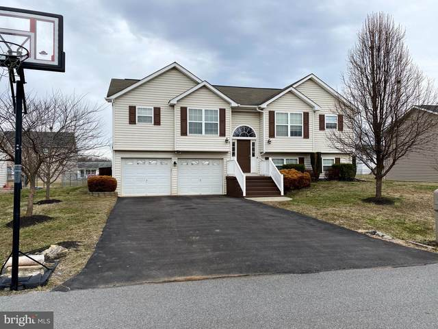102 Strada Drive W, MARTINSBURG, WV 25403 (#WVBE174940) :: Pearson Smith Realty
