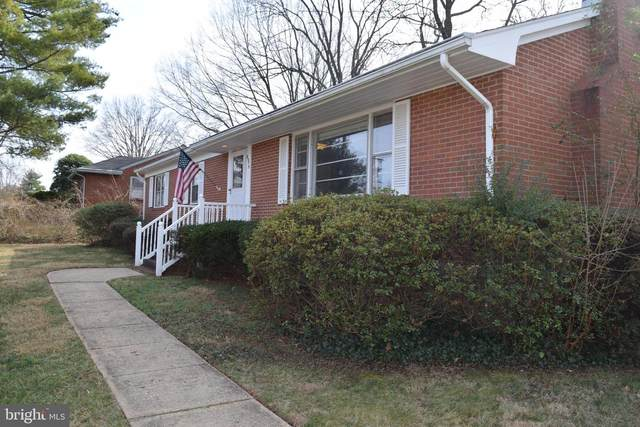 8914 Longstreet Drive, MANASSAS, VA 20110 (#VAMN138994) :: The Miller Team
