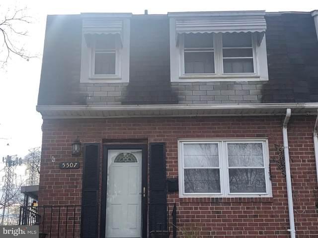 5507 Daywalt Avenue, BALTIMORE, MD 21206 (#MDBA500556) :: Eng Garcia Properties, LLC