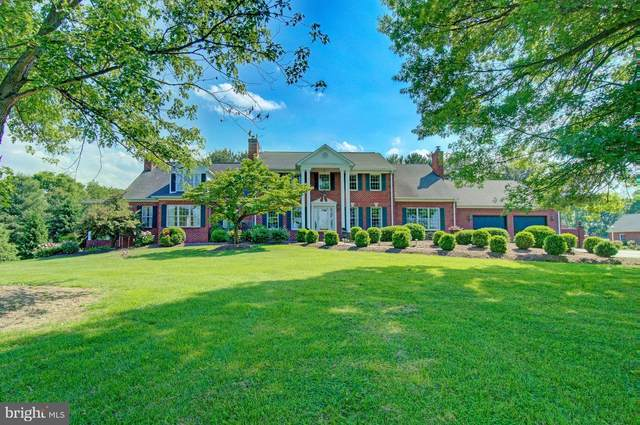 487 Mill Lane, CHARLES TOWN, WV 25414 (#WVJF137876) :: Network Realty Group
