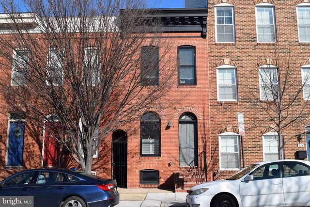 122 E Fort Avenue, BALTIMORE, MD 21230 (#MDBA500568) :: The Dailey Group