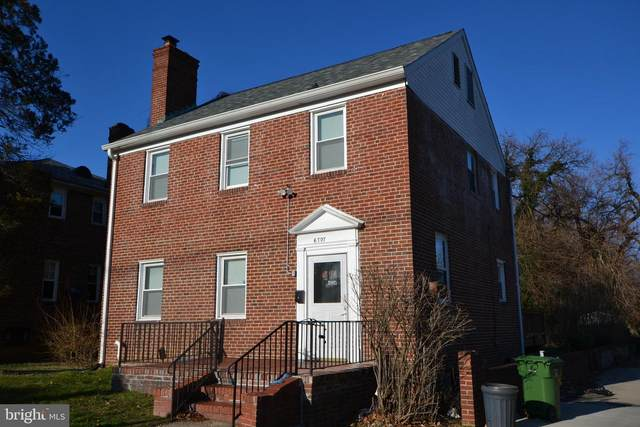 6707 Gist Avenue, BALTIMORE, MD 21215 (#MDBA500588) :: Homes to Heart Group