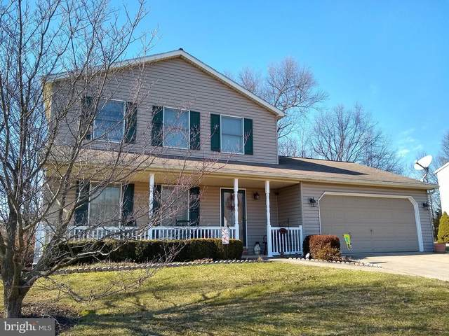 45 Hickory Drive, MANCHESTER, PA 17345 (#PAYK133432) :: The Matt Lenza Real Estate Team