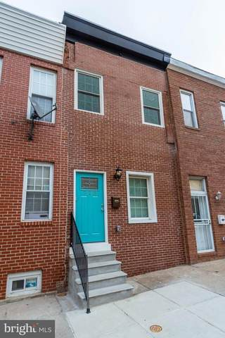 723 N Chester Street, BALTIMORE, MD 21205 (#MDBA500608) :: Keller Williams Flagship of Maryland