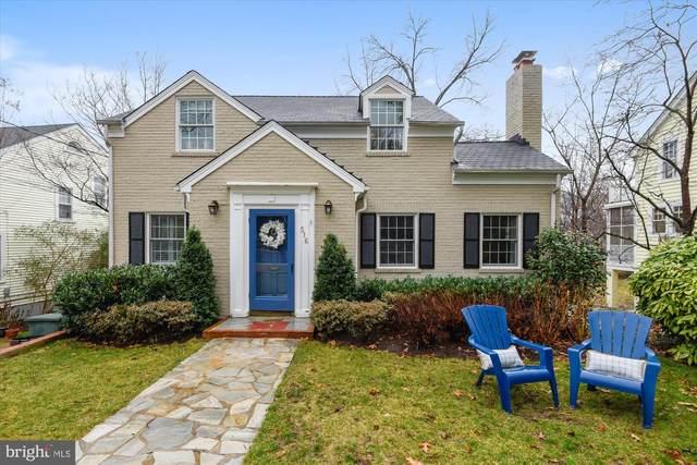 516 Woodland Terrace, ALEXANDRIA, VA 22302 (#VAAX243620) :: AJ Team Realty