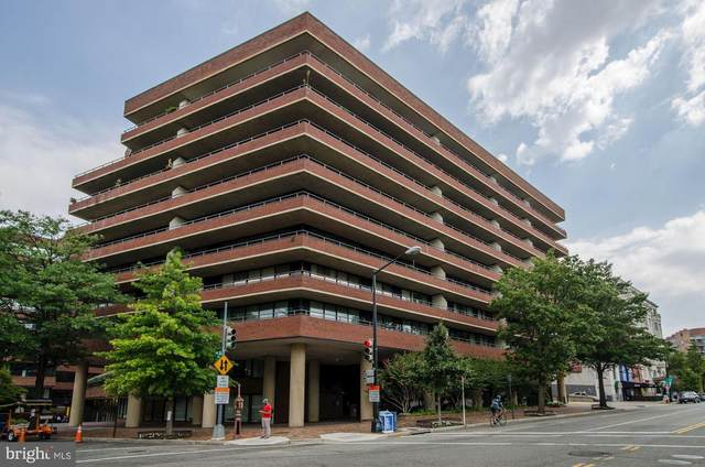 2555 NW Pennsylvania Avenue NW #707, WASHINGTON, DC 20037 (#DCDC458818) :: The Gus Anthony Team