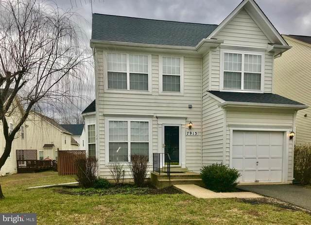 7913 Fox Lair Court, CLINTON, MD 20735 (#MDPG559662) :: Radiant Home Group