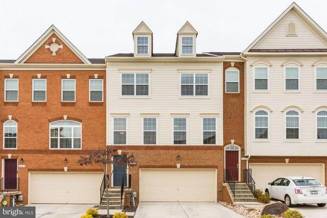 8589 Crooked Tree Lane, LAUREL, MD 20724 (#MDAA425654) :: Advon Group