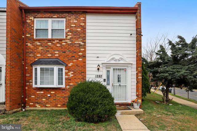 1282 Barnaby Terrace SE, WASHINGTON, DC 20032 (#DCDC458828) :: LoCoMusings