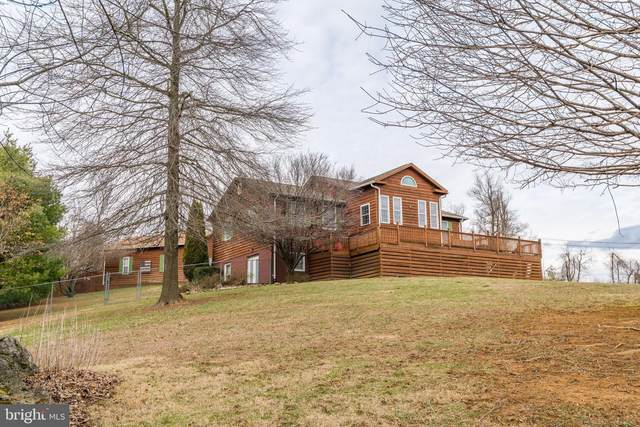 15 Virginia Pines Lane, HUNTLY, VA 22640 (#VARP107112) :: AJ Team Realty