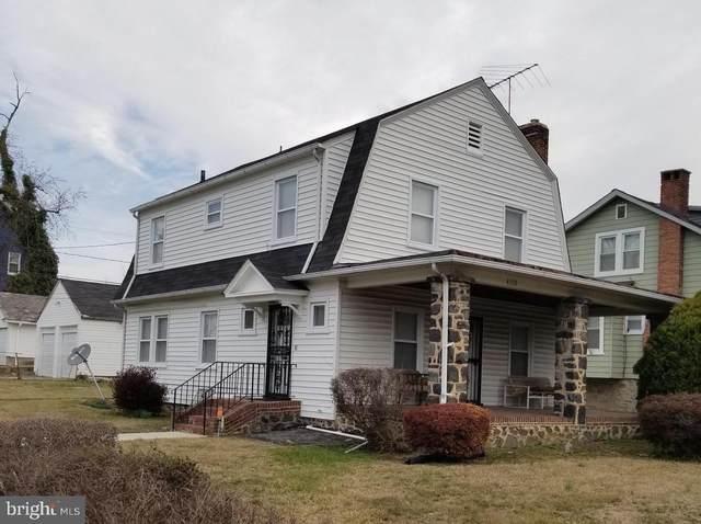 4018 Dorchester Road, BALTIMORE, MD 21207 (#MDBA500624) :: Eng Garcia Properties, LLC