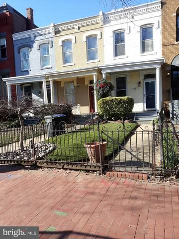 708 Maryland Avenue NE, WASHINGTON, DC 20002 (#DCDC458836) :: The Bob & Ronna Group