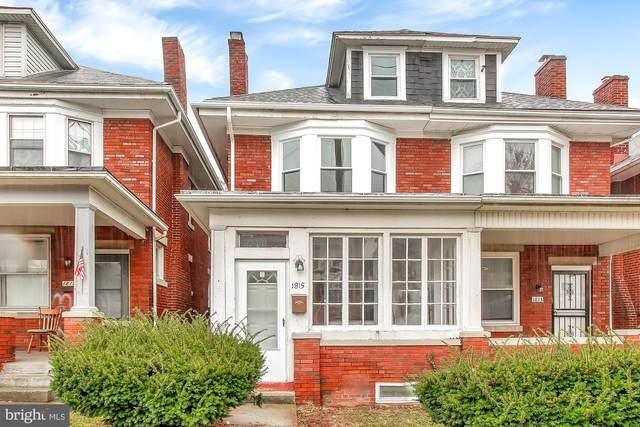 1815 Holly Street, HARRISBURG, PA 17104 (#PADA119272) :: Bob Lucido Team of Keller Williams Integrity