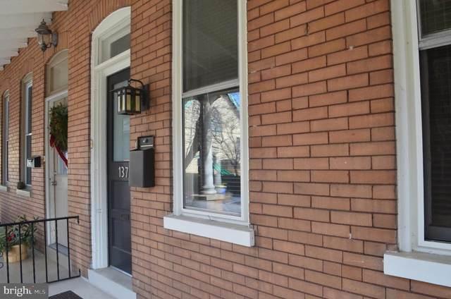 137 N Pine Street, LANCASTER, PA 17603 (#PALA158940) :: The Joy Daniels Real Estate Group