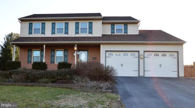114 Pebble Run, LANCASTER, PA 17602 (#PALA158942) :: Linda Dale Real Estate Experts