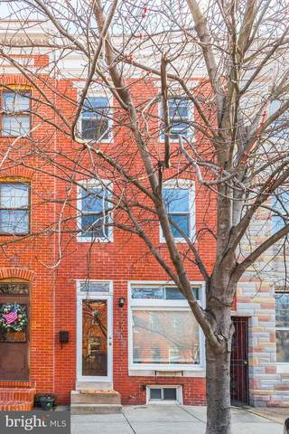 1013 S Kenwood Avenue, BALTIMORE, MD 21224 (#MDBA500644) :: The Bob & Ronna Group