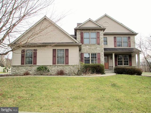 2500 Eldorado Drive, EAST YORK, PA 17402 (#PAYK133444) :: The Joy Daniels Real Estate Group